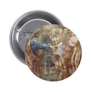 El bautismo de un convertido por Masaccio (la mejo Pin