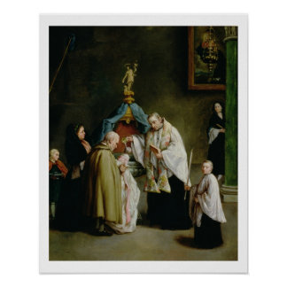 El bautismo posters