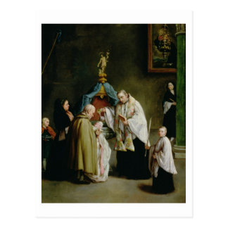 El bautismo postal