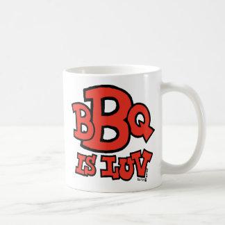 El Bbq es taza de Luv