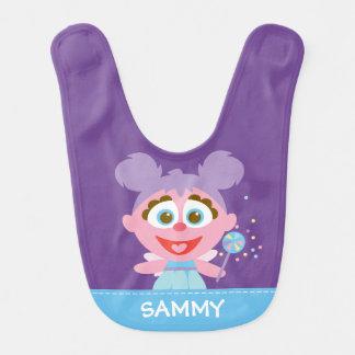 El bebé de Abby Cadabby el | añade su nombre Babero