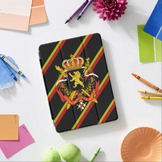 El belga raya la bandera cubierta de iPad air