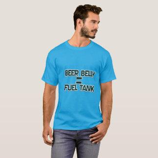 El Belly de cerveza iguala la camiseta de los