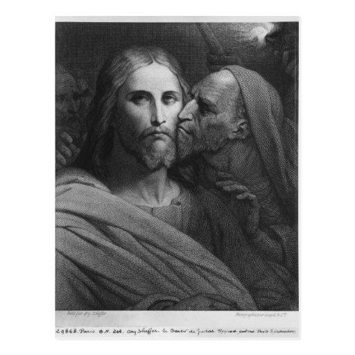 El beso de Judas 2 Postales