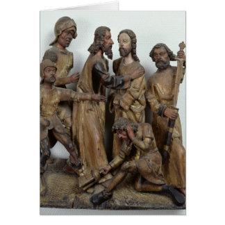 El beso de Judas, de Amberes Tarjeta