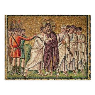 El beso de Judas, escenas a partir de la vida de Postal
