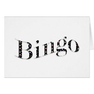 ¡El bingo es su juego