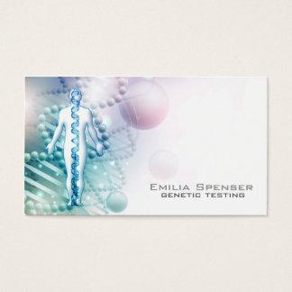 El Biomedical dirige la tarjeta de visita