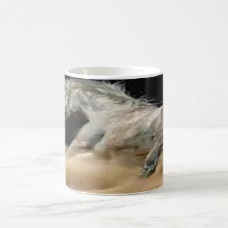 """el blanco, 11"""" taza clásica crea para requisitos taza de café"""