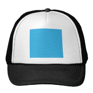 El blanco de la polca puntea imagen gorras de camionero