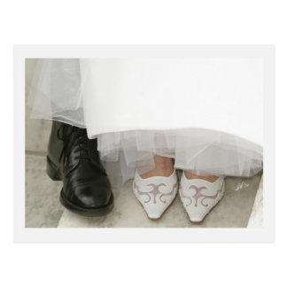 El boda calza la postal del jjhélène