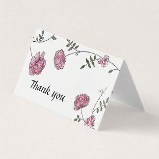 El boda de la dalia le agradece las tarjetas