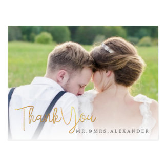 El boda de PixDezines agradece le/la escritura de Postal