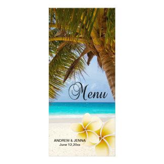 El boda de playa para Sr. y la señora el | Plantillas De Lonas