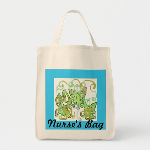 El bolso de la enfermera bolsa de mano