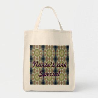 El bolso de la enfermera bolsa tela para la compra