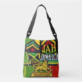 El bolso de Rasta de los Steppers del reggae cruza