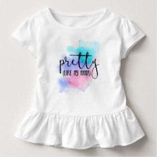 El bonito tiene gusto de mi mamá Shirt Camiseta De Bebé