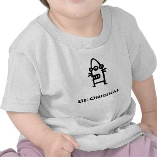 El Bot de tres ojos sea original Camisetas