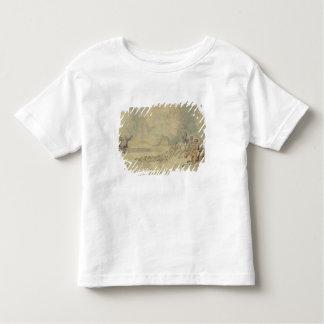 El botánico enfurecido (w/c, pluma y tinta y lápiz camiseta de bebé