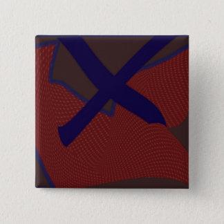 El botón cuadrado de la letra X