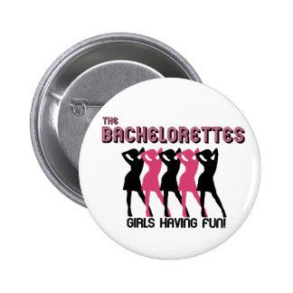 El botón de Bachelorettes Pins