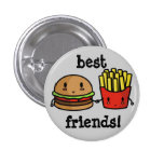 El botón de BFF Pin