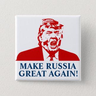 """¡El botón de Donald Trump """"HACE RUSIA GRETA OTRA"""