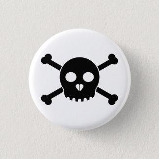 El botón principal de Deth negro recto