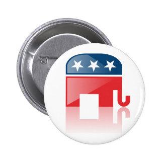 El botón republicano moderno