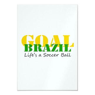 El Brasil - la vida es un balón de fútbol Comunicados