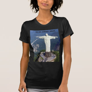 El Brasil Río de Janeiro Jesús (nuevo) (St.K) Camisetas