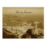 El Brasil, Río de Janeiro Postal