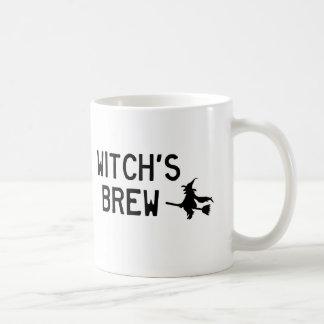 El Brew de la bruja Taza De Café