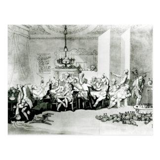 El Brilliants, 1801 Postal