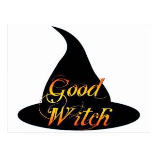 El buen decir de Halloween de la bruja Postal