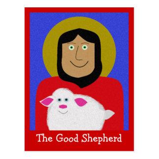 El buen pastor postal