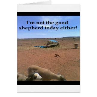 El buen pastor felicitación