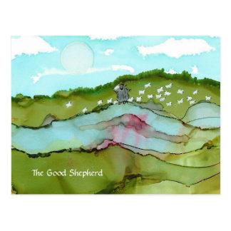 El buen pastor postales