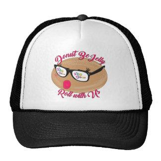 El buñuelo del FD sea gorra de la jalea