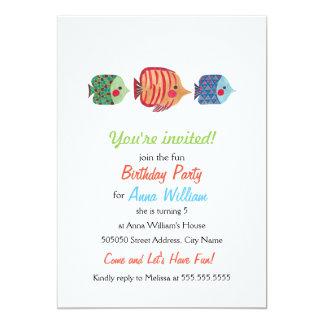 El Butterflyfish embroma la invitación #2 del