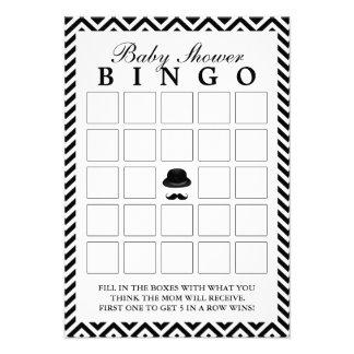 El caballero Chevron raya tarjetas del bingo de la Anuncio