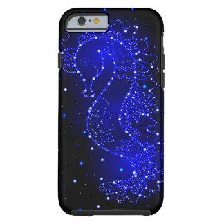 el caballo de mar nada en luces funda resistente iPhone 6