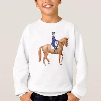El caballo del Dressage embroma la camiseta