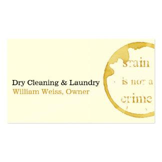 Tarjetas de visita limpieza - Limpieza en seco en casa ...