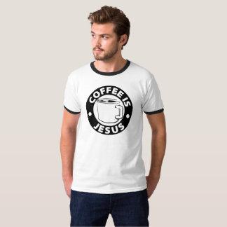 El café es camiseta de Jesús