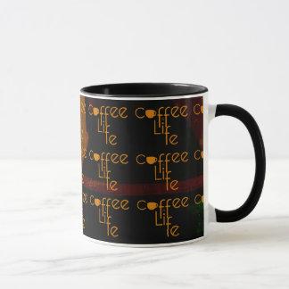 El café es la vida #3 taza