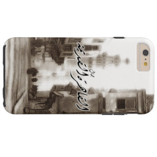 El Cairo viejo Funda Resistente iPhone 6 Plus