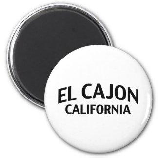 EL Cajon California Imán Para Frigorifico