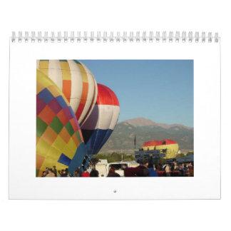 El calendario de 2012 fotos únicas